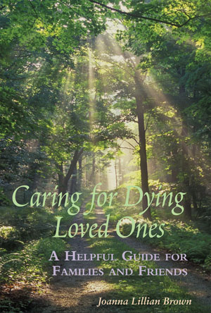 Caring for Dying Loved Ones book cover